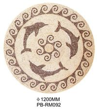 Find beautiful mosaic designs patterns at Pacific Bedrock Industrial Co. Ltd. We provide high-class mosaic tapestry, tile picture and varied mosaic designs for commercial and residential purposes at the most convenient prices.
