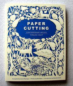 Paper Cutting book cover