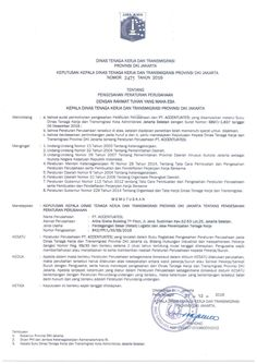 KASUKA Intranet(19) - Work Process > Peraturan Perusahaan
