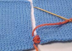 How-to: Mattress Stitch – Mochimochi Land