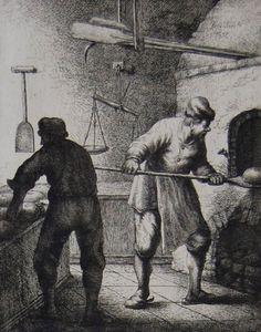'The bakers' by Jan Georg van Vliet, 1635 www.back-dir-deine-zukunft.de