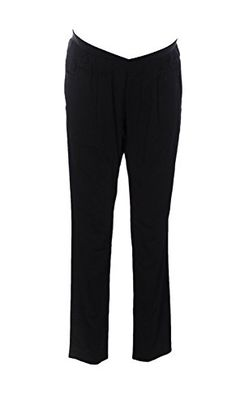154781aef431a Mom2moM Womens Chinos 38 Black -- Details can be found by clicking on the  image · Maternity PantsMaternity ...
