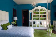 Tolle Schaukeln zu Hause - Entspannen Sie sich und träumen Sie  - http://wohnideenn.de/selber-machen/09/tolle-schaukeln-zu-hause.html #Selbermachen