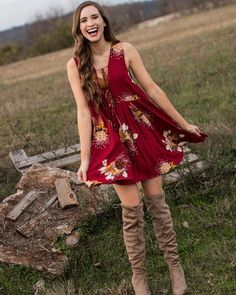 Free People Lovely Day Printed Tie Tunic - freyboutique  - 2