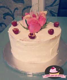 layer cake façon framboisier ( avec ou sans thermomix ) - Mélie mélo en cuisine