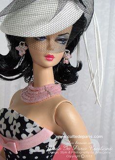 Barbie fashion, Culte De Paris
