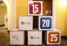 Rok 2013 to wyjątkowy czas dla FRSE. Programy unijne obchodzą jubileusz 25-lecia istnienia w Europie i 15-lecia obecności w Polsce. Jest nam niezmiernie miło, że wraz z takimi jubileuszami Fundacja Rozwoju Systemu Edukacji obchodzi swój własny - jubileusz 20-lecia działalności.