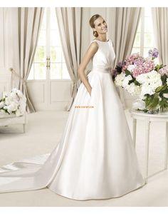 Vår 2014 Satäng Klassisk & Tidlös Bröllopsklänningar 2014