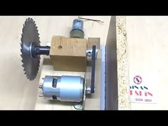 Table Saw - (Old video 1 Part) - Tezgah testere yapımı - Tek parça - YouTube