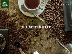 """the coffee shop ist """"on""""! Besucht uns auf unserer neuen Website. http://www.the-coffee-shop.de/"""