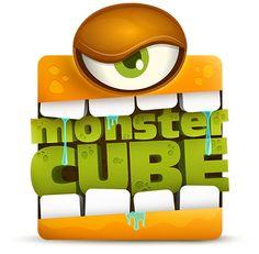 Monster Cube on App Design Served