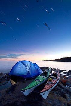 Camp & Kayak