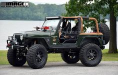 jeep tj build ideas - Google Search