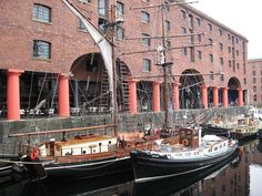 Liverpool, Albert Docks
