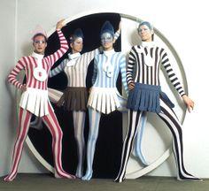 Pierre Cardin - stripes!