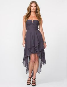 To bad I can't find this dress in white for after the wedding...