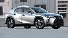 FOX NEWS: 2019 UX to be first Lexus available via subscription