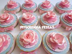 Latinha Flores Passarinho