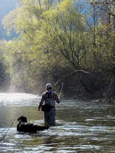 Fly Fishing in good company. I have fished in NY, NJ, OA, NC, and NV. Each time my partner and I go together. It is truly a blessing of my life.