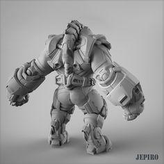 Armored Mutant