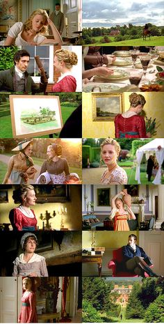Emma directed by Jim O'Hanlon (TV Mini-Series, BBC 2009) #janeausten #fanart