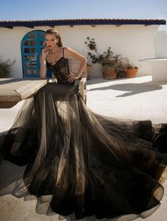 #Fantastic #black #dresses for #wedding! This option is quite difficult because you're dealing with a fairly formal occasion, unless the marriage is just a known you.