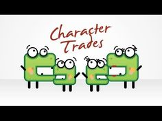Character Trades - Family Games That Help Kids Build Positive Character Traits - YouTube