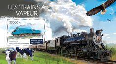 GU15320b Steam trains (Locomotive class A4)