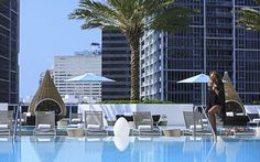 Kimpton EPIC Hotel is a popular choice amongst travelers in Miami (FL), whether exploring or just passing through. The hotel offers a high standard of service and amenities to suit the individual needs of all travelers. Service-minded staff will welc