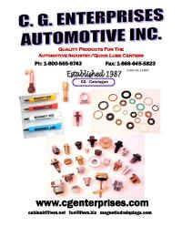 C.G. Enterprises cover picture
