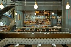Can't take the gorgeousness of this restaurant - Meyer Davis — The Wayfarer