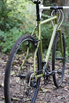 All Rounder by Joel Greenblatt of Clockwork Bikes || via Flickr