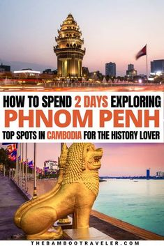 Phnom Penh Itinerary: The Perfect Itinerary for History Lovers | What to do in Phnom Penh for 2 days | Where to go in Phnom Penh | Phnom Penh travel guide | Phnom Penh travel tips | 2 days in Phnom Penh | Cambodia travel guide | Cambodia travel tips | Cambodia destination | what to do in Cambodia | where to go in Cambodia | Cambodian history | the Killing Fields | where to stay in Phnom Penh | Where to eat in Phnom Penh | Southeast Asia travel guide | backpacking ideas | vacation ideas
