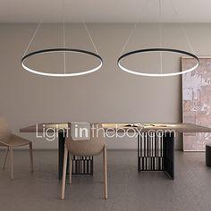 Moderno/Contemporaneo Con LED Luci Pendenti Luce ambientale Per Salotto Sala da pranzo Sala studio/Ufficio Camera dei bambini Stanza dei del 2018 a €115.48