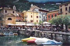 Malcesine, on Lake Garda...  Probably my favorite stop in Italy.