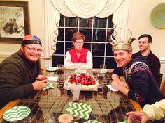 Cody and Matt's birthday party!