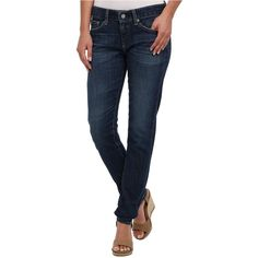 AG Adriano Goldschmied The Nikki Relaxed Skinny in 8 Year Escape Women's Jeans, Blue and other apparel, accessories and trends. Browse and shop related looks.