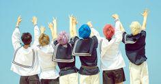 #NCT_DREAM #WeYoung #Mark #Renjun #Jeno #Haechan #Chenle #Jisung NCT Dream We Young Image Teaser