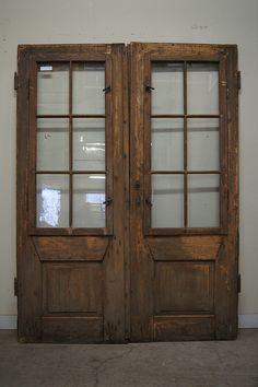 Antique Romanian Doors 6784 by The Door Store, via Flickr