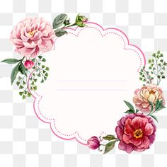 Creative,Flowers,frame,Vector material,Bottom pattern,Bottom pattern,pink vector,flower vector,borders vector Free Watercolor Flowers, Floral Watercolor, Frame Flores, Flower Backgrounds, Wallpaper Backgrounds, Flower Png Images, Phone Screen Wallpaper, Cute Frames, Free Photoshop