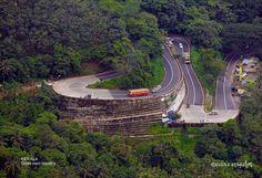 View of Thamarassery Churam, on the way to Wayanad – Kerala , India by Jass Singh