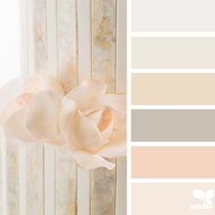 sweet tones color palette from Design Seeds Colour Pallette, Color Palate, Colour Schemes, Color Combos, Spring Color Palette, Pastel Colour Palette, Neutral Palette, Design Seeds, Decoration Inspiration