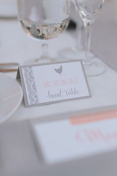 #place-cards  Photography: Jake + Necia Photography - jakeandnecia.com Event Design + Planning: Sweet & Crafty - sweetandcrafty.com Floral Design: Chestnut & Vine Floral Design - chestnutandvine.com  Read More: http://www.stylemepretty.com/2013/03/29/san-francisco-wedding-from-jake-necia-photography-sweet-crafty/