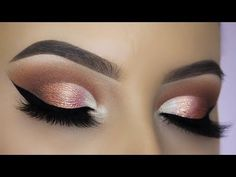 Smokey Halo Eye | Makeup Tutorial - YouTube