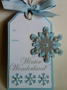 Courtney Lane Designs: Easy gift tags made using the Teresa Collins Christmas Sentiments cartridge and the Artiste cartridge. Christmas Paper Crafts, Noel Christmas, Christmas Gift Tags, Xmas Cards, Handmade Christmas, Holiday Cards, Gift Cards, Christmas Letters, Christmas Snowflakes