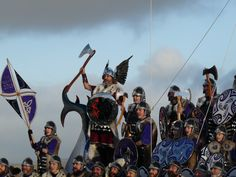 Up Helly Aa   Elaine Maslin - boats, biscuits and... energy