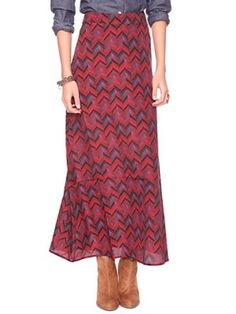 50 Maxi Skirts for Fall h