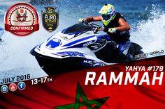 Yahya Rammah - Morroco MJC Performance