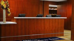 Hilton Garden Inn New York/West 35th Street Hotel, NY - Front Desk