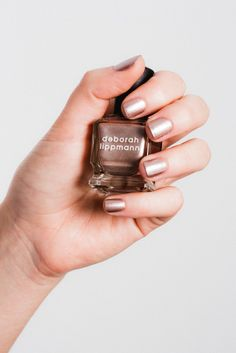 Find bridal manicure, ring, and bouquet inspiration. Rose Gold Is the New Pink.